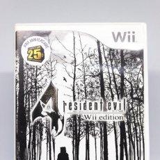 Videojuegos y Consolas: RESIDENT EVIL 4 WII EDITION. Lote 214368753