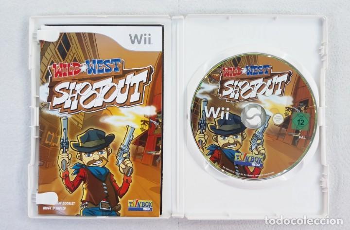 Videojuegos y Consolas: JUEGO NINTENDO Wii WILD WEST SHOOT OUT - Foto 2 - 215072492