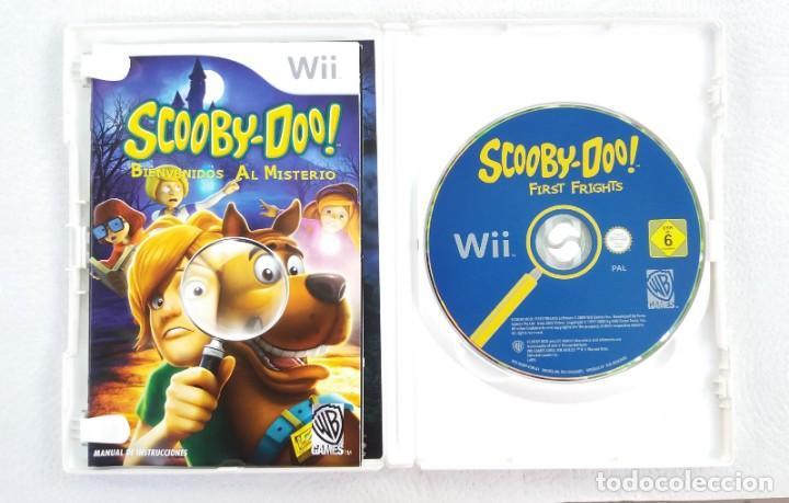 Videojuegos y Consolas: JUEGO NINTENDO Wii SCOOBY DOO BIENVENIDOS AL MISTERIO - Foto 2 - 215073905