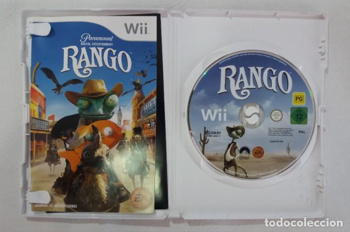 Videojuegos y Consolas: JUEGO NINTENDO Wii RANGO - Foto 2 - 215077515