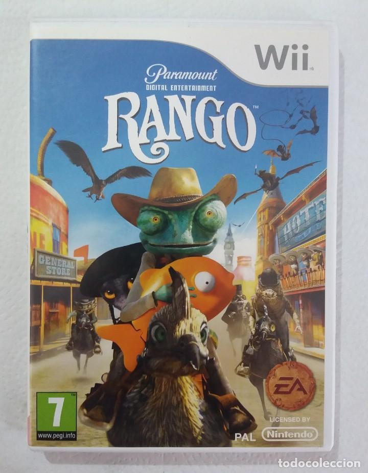 JUEGO NINTENDO WII RANGO (Juguetes - Videojuegos y Consolas - Nintendo - Wii)