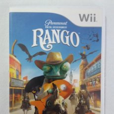 Videojuegos y Consolas: JUEGO NINTENDO WII RANGO. Lote 215077515
