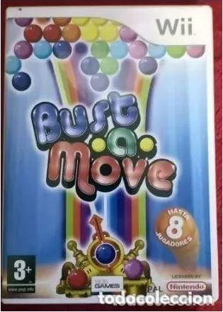 BUST A MOVE PARA NINTENDO WII. HORAS Y HORAS DE DIVERSIÓN (Juguetes - Videojuegos y Consolas - Nintendo - Wii)
