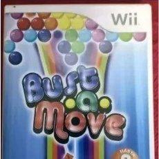 Videojuegos y Consolas: BUST A MOVE PARA NINTENDO WII. HORAS Y HORAS DE DIVERSIÓN. Lote 216764902