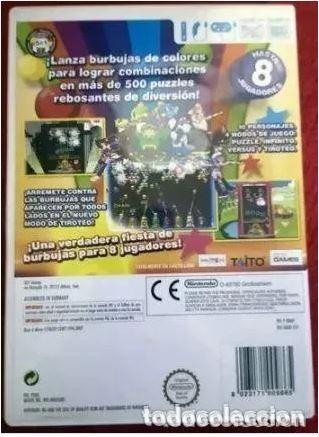 Videojuegos y Consolas: BUST A MOVE PARA NINTENDO WII. HORAS Y HORAS DE DIVERSIÓN - Foto 2 - 216764902