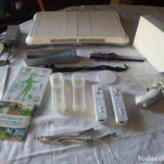 Videojuegos y Consolas: CONSOLA NINTENDO WII.SE VENDO TODO LO QUE SE VE EN LAS FOTOS.. Lote 216866547