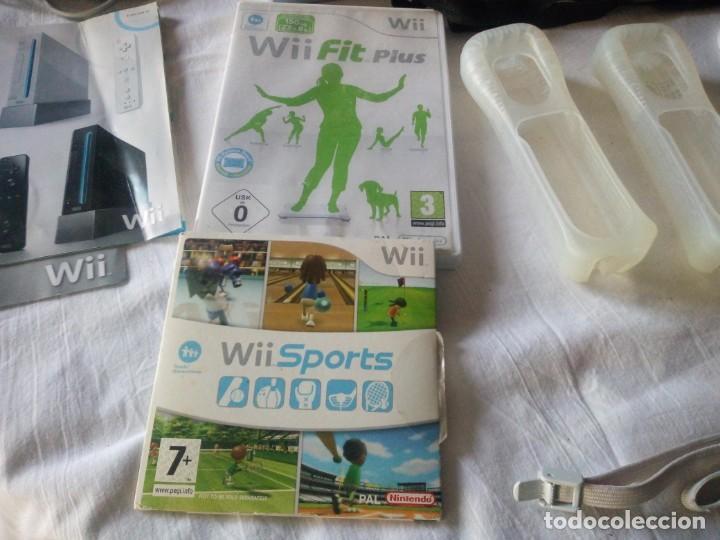 Videojuegos y Consolas: Consola nintendo wii.se vendo todo lo que se ve en las fotos. - Foto 4 - 216866547