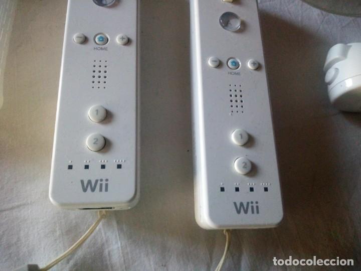Videojuegos y Consolas: Consola nintendo wii.se vendo todo lo que se ve en las fotos. - Foto 15 - 216866547