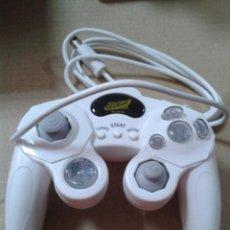 Videojuegos y Consolas: MANDO COMPATIBLE GAME CUBE / WII COLOR BLANCO. Lote 217332772