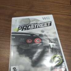 Videojuegos y Consolas: NEED FOR SPEED PRO STREET WII. Lote 217645397