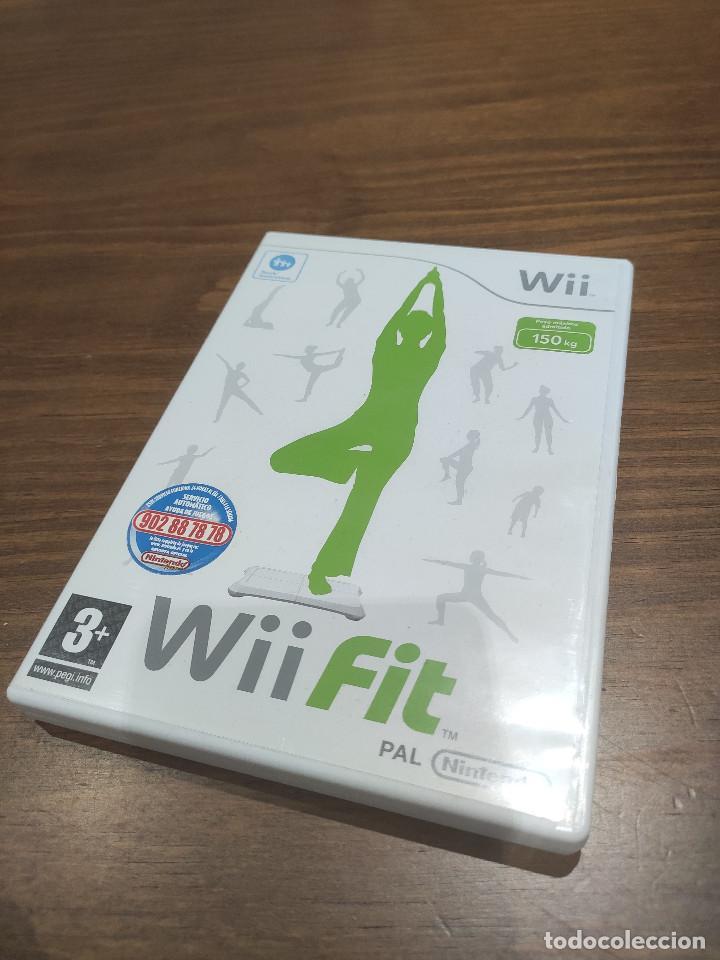 WII FIT PAL (Juguetes - Videojuegos y Consolas - Nintendo - Wii)