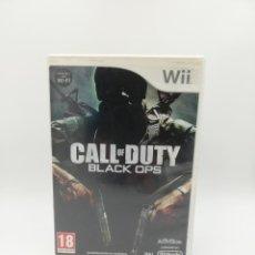 Videojuegos y Consolas: CALL OF DUTY BLACK OPS NINTENDO WII. Lote 218501921