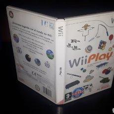 Videojuegos y Consolas: JUEGO WII PLAY COMPLETO. Lote 219360477