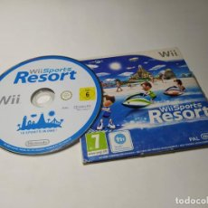 Videojuegos y Consolas: SPORT RESORT ( CAJA CARTON) ( NINTENDO WII - WII U - PAL - ESP). Lote 221151742