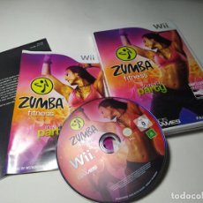 Videojuegos y Consolas: ZUMBA FITNESS ( NINTENDO WII - WII U - PAL - ESP). Lote 221151976