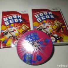 Videojuegos y Consolas: BOOM BLOX ( NINTENDO WII - WII U - PAL - ESP). Lote 221151996