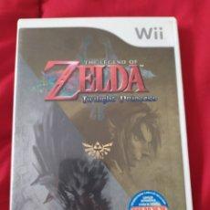 Videojuegos y Consolas: ZELDA TWILIGHT PRINCESS WII. Lote 221649078