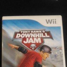 Videojuegos y Consolas: TONY HAWK´S DOWNHILL JAM, WII, NINTENDO WII RAREZA DE JUEGO PAL ESP. Lote 221969380
