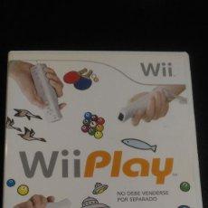 Jeux Vidéo et Consoles: WII PLAY PARA WII NINTENDO WII PAL ESP. Lote 221970587