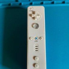 Videojuegos y Consolas: MANDO COMPATIBLE WII CON FUNDA ORIGNAL BLANCO. Lote 222135390