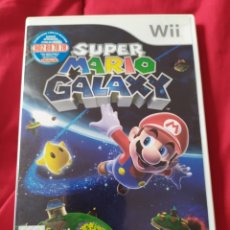 Videojuegos y Consolas: SUPER MARIO GALAXY WII. Lote 222138577