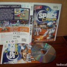 Videojuegos y Consolas: SPACE CAMP - CONSOLA WII PAL NINTENDO JUEGO COMPLETO. Lote 222313558