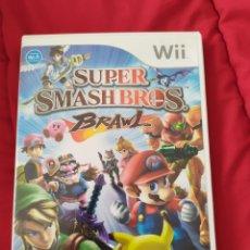 Videojuegos y Consolas: SUPER SMASH BROS WII. Lote 222422365