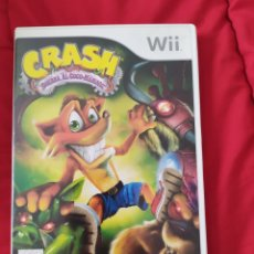 Videojuegos y Consolas: CRASH GUERRA AL COCO-MANIACO WII. Lote 222422521