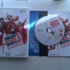 Videojuegos y Consolas: HIGH SCHOOL MUSICLA DANCE 3 FIN DE CURSO NINTENDO WII KREATEN. Lote 222595376