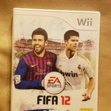 Videojuegos y Consolas: EA SPORT FIFA 12 WII. Lote 223019280