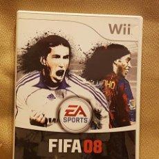 Videojuegos y Consolas: EA SPORT FIFA 08 WII. Lote 223019327