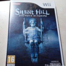Videojuegos y Consolas: SILENT HILL SHATTERED MEMORIES WII KONAMI ESPAÑA 2010. Lote 223143090