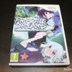Videojuegos y Consolas: FRAGILE DREAMS FAREWELL RUINS OF THE MOON NINTENDO WII. Lote 223452135