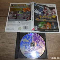 Jeux Vidéo et Consoles: NINTENDO WII POKÉMON BATTLE REVOLUTION PAL ESP SIN MANUAL. Lote 224190333