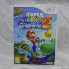 Jeux Vidéo et Consoles: JUEGO PARA NINTENDO WII - SUPER MARIO GALAXY 2. Lote 224685897