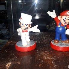 Videojuegos y Consolas: PAREJA DE AMIIBO MARIO BROS Y MARIO BODA. Lote 225107622