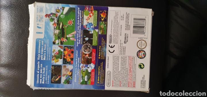 Videojuegos y Consolas: WII SUPER MARIO GALAXI 2 CAJA VACÍA - Foto 3 - 225746245