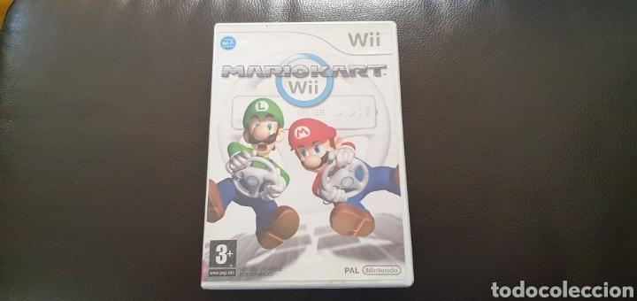 CAJA VACIA NINTENDO WII MARIOKART (Juguetes - Videojuegos y Consolas - Nintendo - Wii)