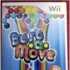 Videojuegos y Consolas: BUST A MOVE PARA NINTENDO WII. HORAS Y HORAS DE DIVERSIÓN. Lote 225872296