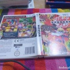 Videojuegos y Consolas: BAKUGAN BATTLE BRAWLERS. NINTENDO WII. Lote 227547980