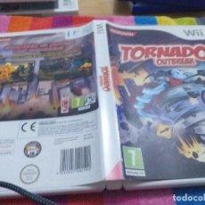 Videojuegos y Consolas: TORNADO OUBREAKA - NINTENDO WII - USADO - MUY BUEN ESTADO. Lote 227549600