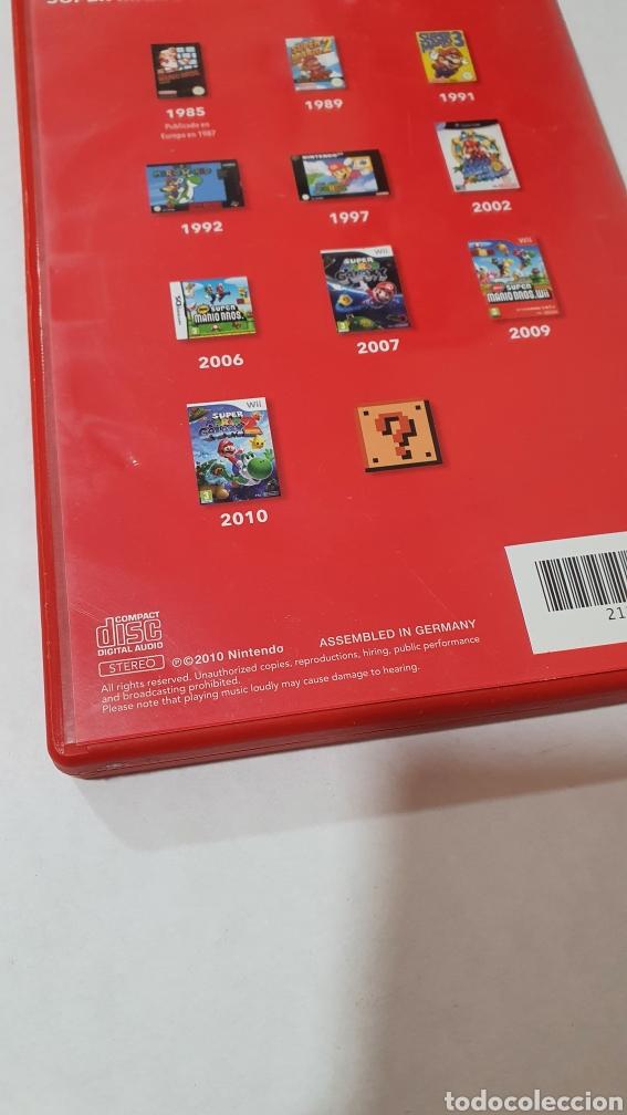 Videojuegos y Consolas: SUPER MARIO HISTORY 1985-2010 -WII NINTENDO 25 ANIVERSARIO SUPER MARIO BROS -SOUNDTRACK CD- CD AUDIO - Foto 3 - 229082360
