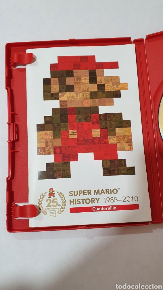 Videojuegos y Consolas: SUPER MARIO HISTORY 1985-2010 -WII NINTENDO 25 ANIVERSARIO SUPER MARIO BROS -SOUNDTRACK CD- CD AUDIO - Foto 4 - 229082360