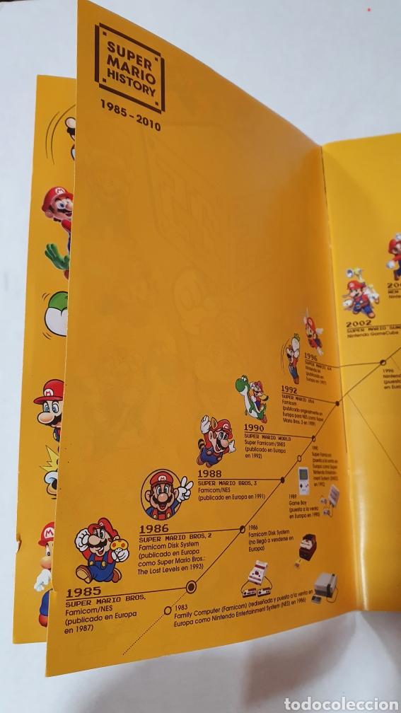 Videojuegos y Consolas: SUPER MARIO HISTORY 1985-2010 -WII NINTENDO 25 ANIVERSARIO SUPER MARIO BROS -SOUNDTRACK CD- CD AUDIO - Foto 6 - 229082360