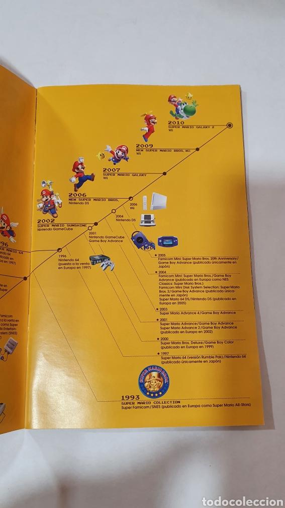 Videojuegos y Consolas: SUPER MARIO HISTORY 1985-2010 -WII NINTENDO 25 ANIVERSARIO SUPER MARIO BROS -SOUNDTRACK CD- CD AUDIO - Foto 7 - 229082360