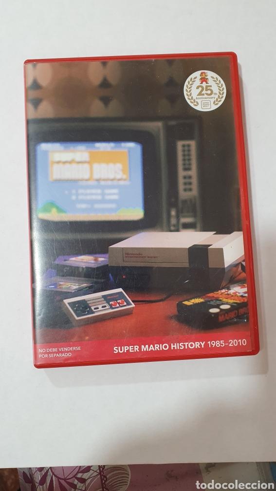SUPER MARIO HISTORY 1985-2010 -WII NINTENDO 25 ANIVERSARIO SUPER MARIO BROS -SOUNDTRACK CD- CD AUDIO (Juguetes - Videojuegos y Consolas - Nintendo - Wii)