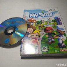 Videojuegos y Consolas: MY SIMS ( NINTENDO WII - PAL - ESP). Lote 229579495