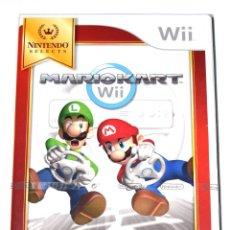 Videojuegos y Consolas: JUEGO WII MARIO KART WII NUEVO PRECINTADO. Lote 229688825