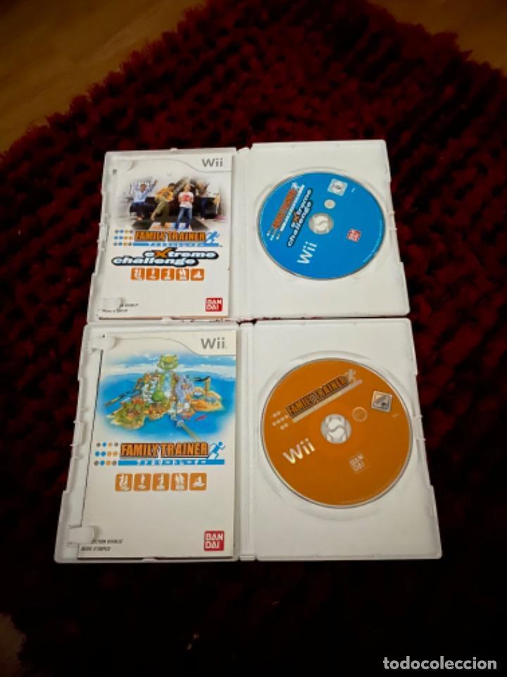 Videojuegos y Consolas: Juegos Consola Wii family trainer - Foto 7 - 230326195