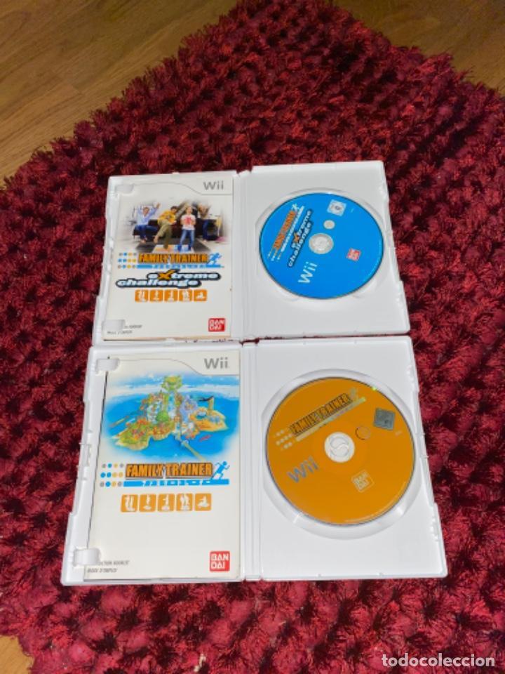 Videojuegos y Consolas: Juegos Consola Wii family trainer - Foto 8 - 230326195